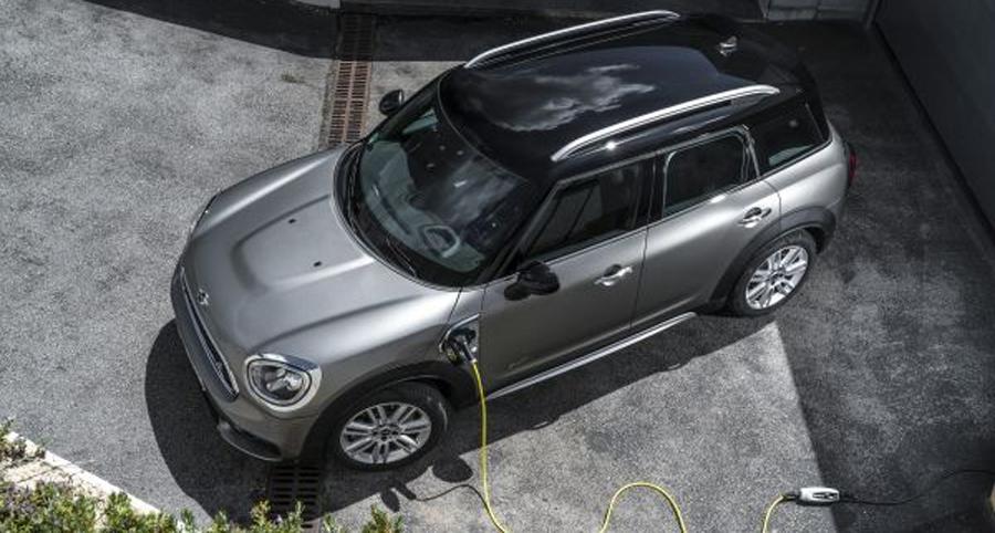 Photo of Llega a México el MINI Cooper S E Countryman ALL4  con el toque eléctrico británico
