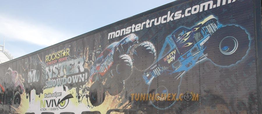 Photo of MONSTER SHOWDOWN BACKFLIP TOUR