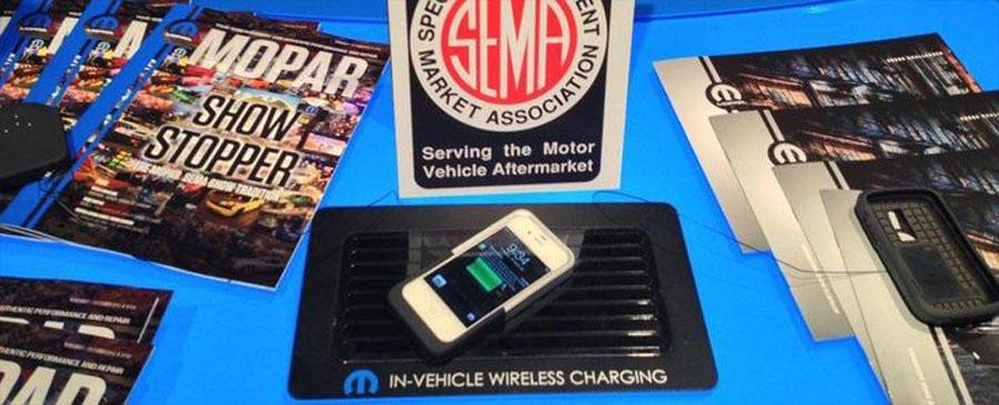 """Photo of El Sistema de Carga Inalámbrica para Dispositivos Móviles Mopar es uno de los finalistas del premio """"Tecnología del Año"""" de AOL Autos"""
