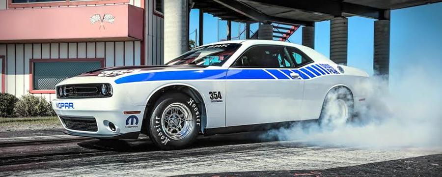 Photo of Presentó Mopar el nuevo Dodge Challenger Drag Pak