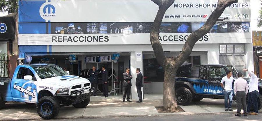 Photo of Llega Mopar Shop al Sur de la Ciudad de México