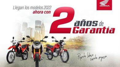 Photo of Honda extiende periodo de garantía de sus motocicletas, a partir de modelos 2022