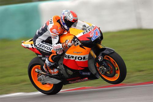 Photo of MotoGP- Honda muestra su potencial en Sepang