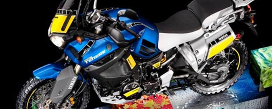 Photo of Yamaha Super Ténéré XT1200Z World Crosser 2012