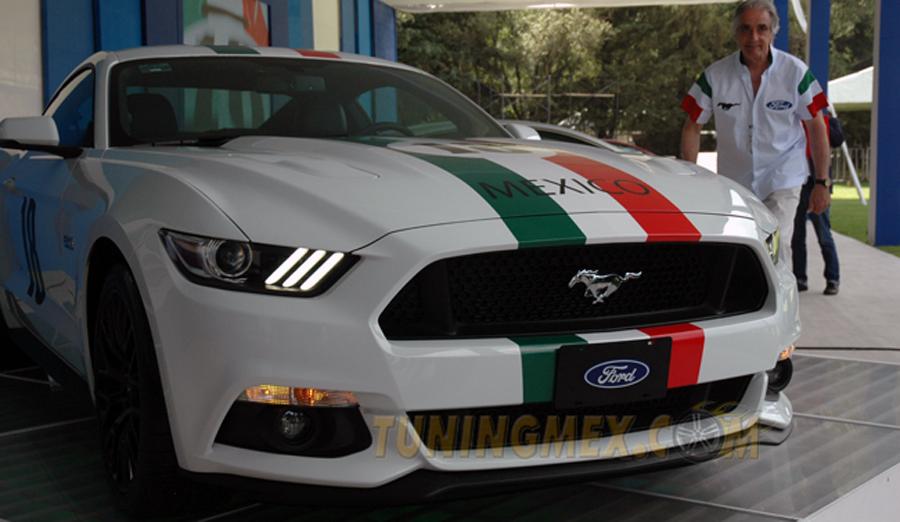 Photo of Presentó Ford  Mustang Edición Limitada Freddy Van Beuren