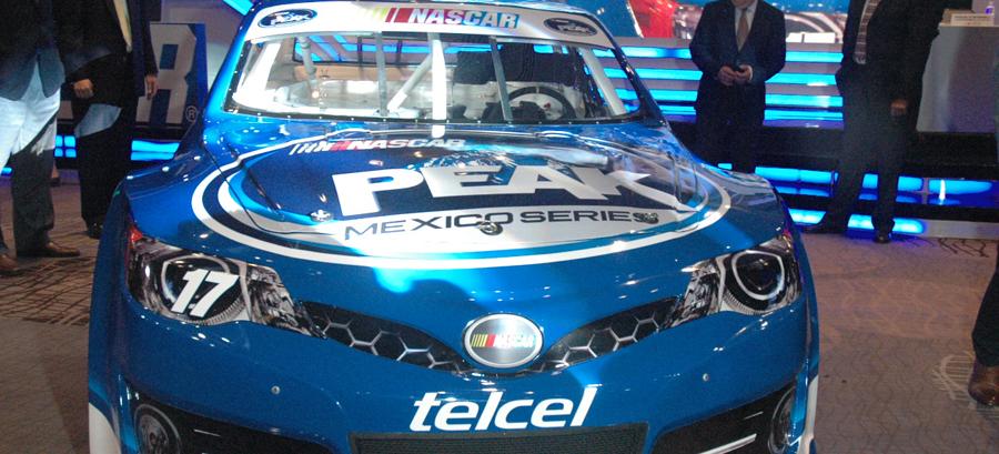 Photo of Regresa NASCAR México con nuevo patrocinador PEAK