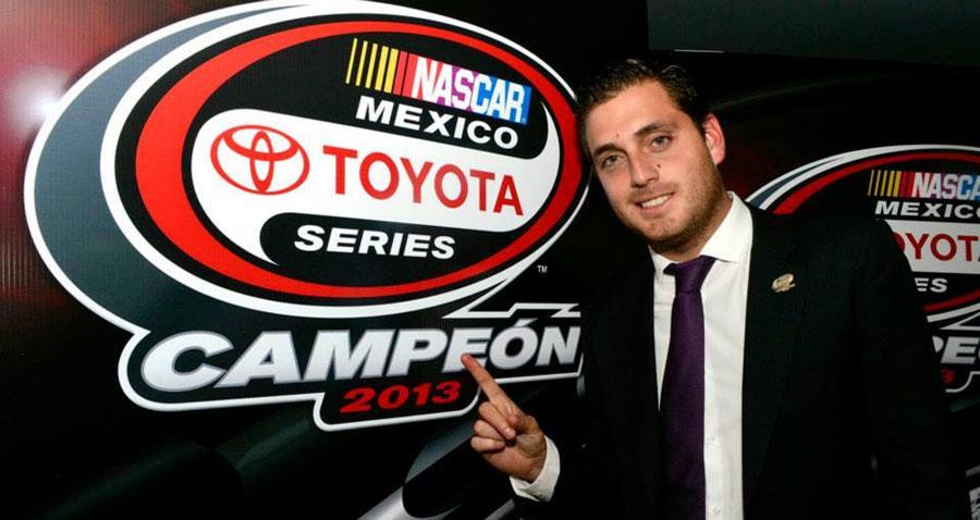 Photo of El Campeón de Nascar México portará los colores de un nuevo patrocinador