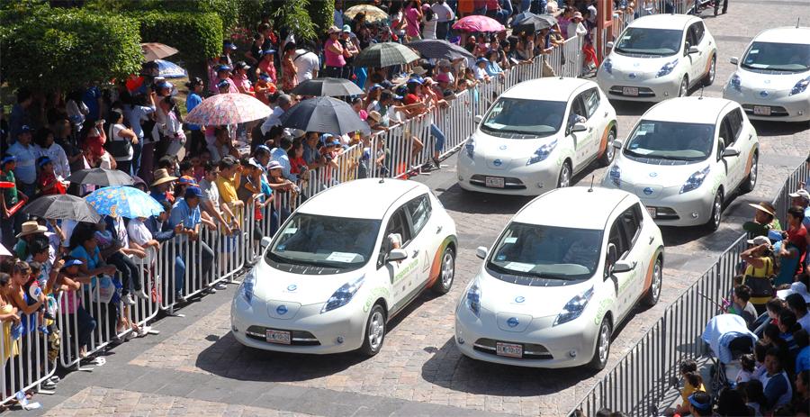 Photo of Nissan LEAF, una realidad cero emisiones en Aguascalientes