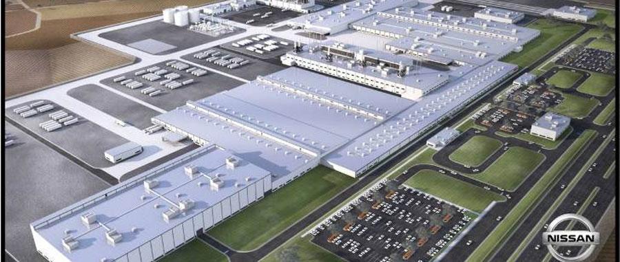 Photo of Revela Nissan el diseño de su nuevo complejo de manufactura Aguascalientes II