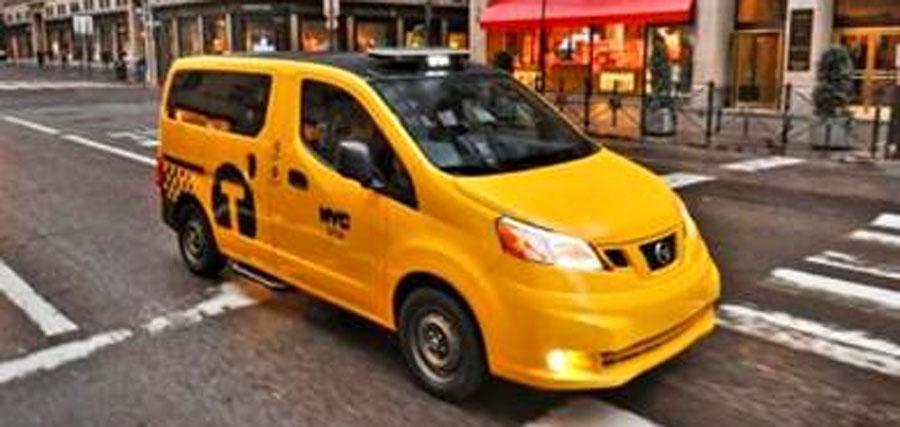 Photo of Nissan Design Americas encuentra el amarillo perfecto para El Taxi del Mañana de la Ciudad de Nueva York