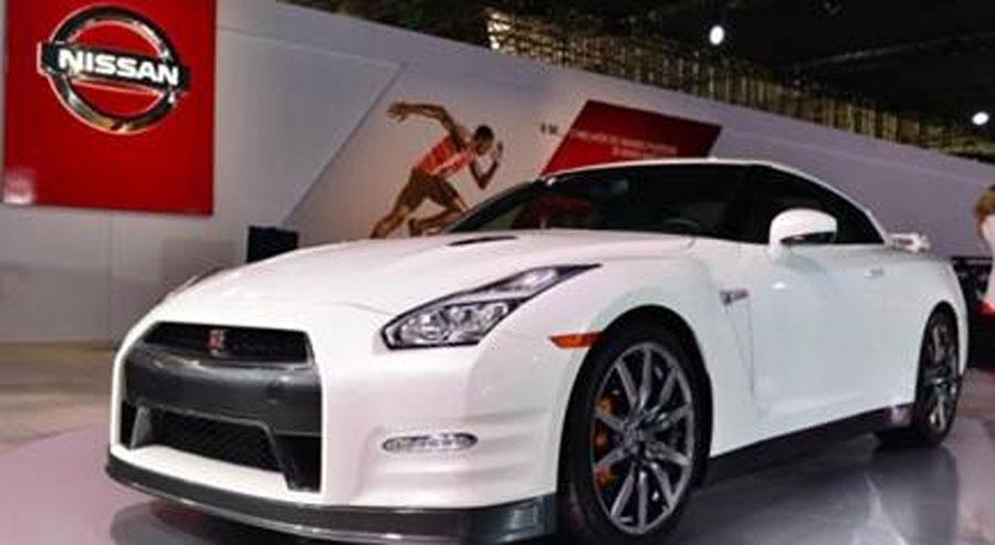 Photo of Presente Nissan GT-R: «Godzilla» en el Salón Internacional del Automóvil de Sao Paulo 2014