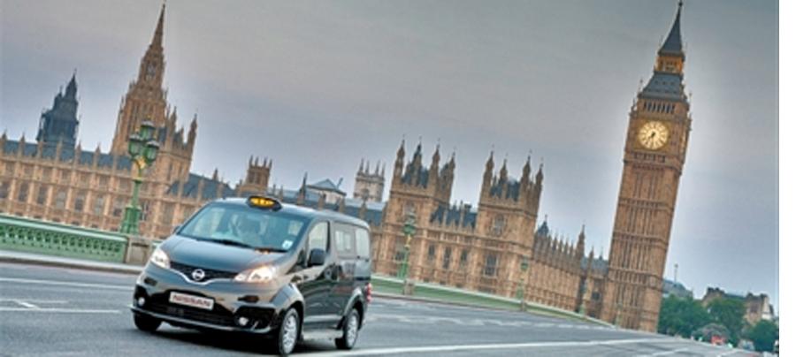 Photo of Primero Nueva York y ahora Londres: NISSAN presenta una propuesta audaz para el famoso taxi de Londres