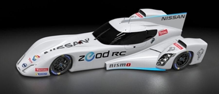 Photo of Presentó Nissan motor de gasolina que complementará al propulsor eléctrico del ZEOD RC