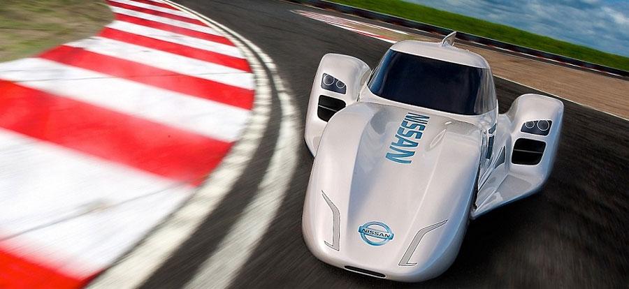 Photo of Presentó Nissan su prototipo para Le Mans 2014: ZEOD RC