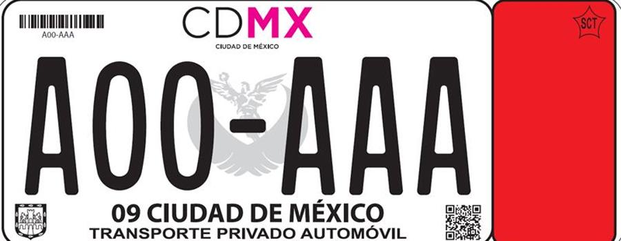 Photo of Las Placas y tarjetas de circulación en la CDMX tendrán nueva imagen