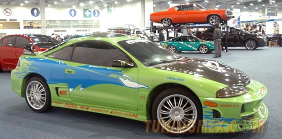 Photo of Se parte de los más de 100 autos tuning  que estarán en la exhibición más importante de la Industria Automotriz Mexicana: Paace Automechanika 2012