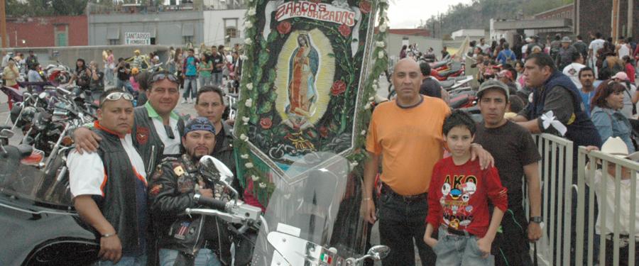 Photo of Peregrinación Biker  a la Basílica de Guadalupe