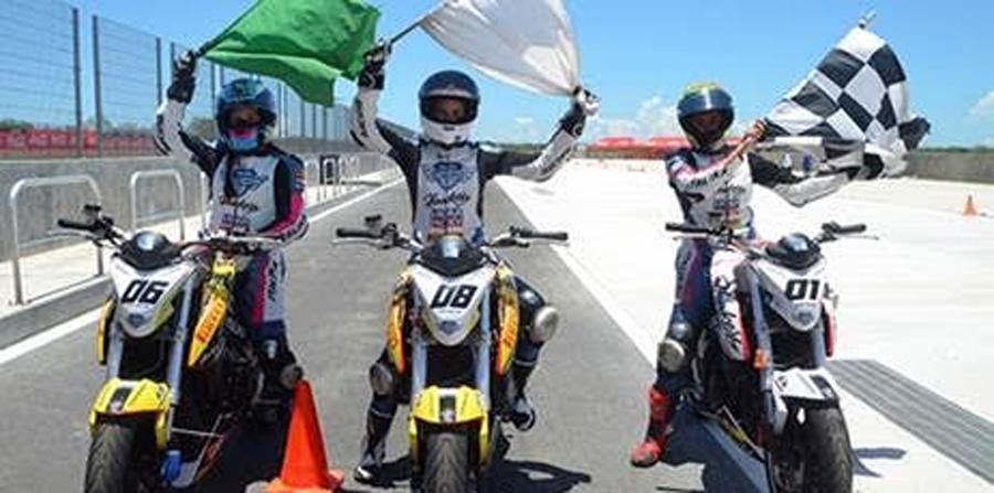Photo of Piloto mexicana triunfa e impone récord en Mundial Femenil