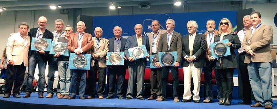 Photo of Homenaje a pilotos mexicanos en el cierre del Motorex