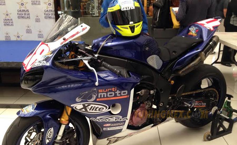 Photo of Arranca mañana la competencia de velocidad, Racing Bike México
