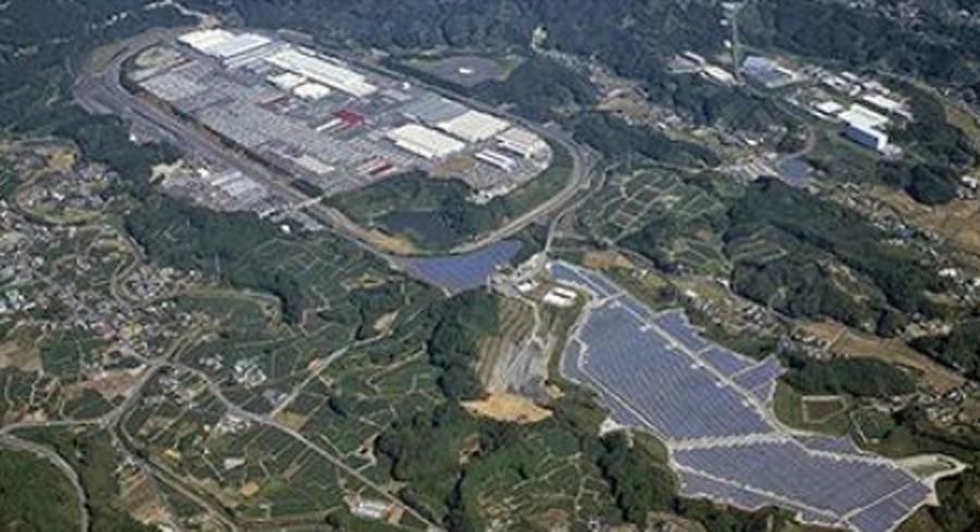 Photo of Inicia Suzuki operaciones de su planta de energía solar en Makinohara