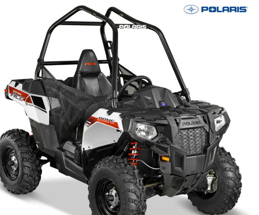 Photo of Presenta POLARIS el Sportsman ACE, un ATV con volante y cabina