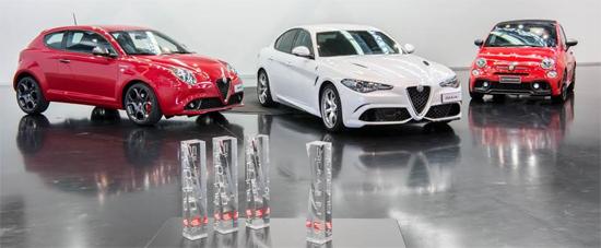 Photo of Es reconocida Alfa Romeo, como 'Mejor Diseño del Año' por la revista Auto, Motor und Sport