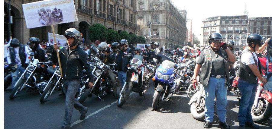 Photo of Continúan los conflictos entre autoridades y motociclistas