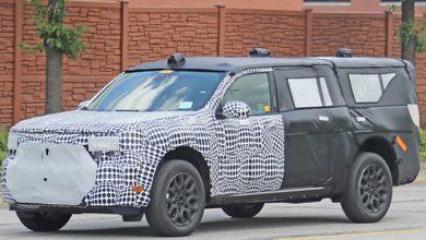 Photo of ¿Ford está trabajando en un SUV de tres filas completamente nuevo?