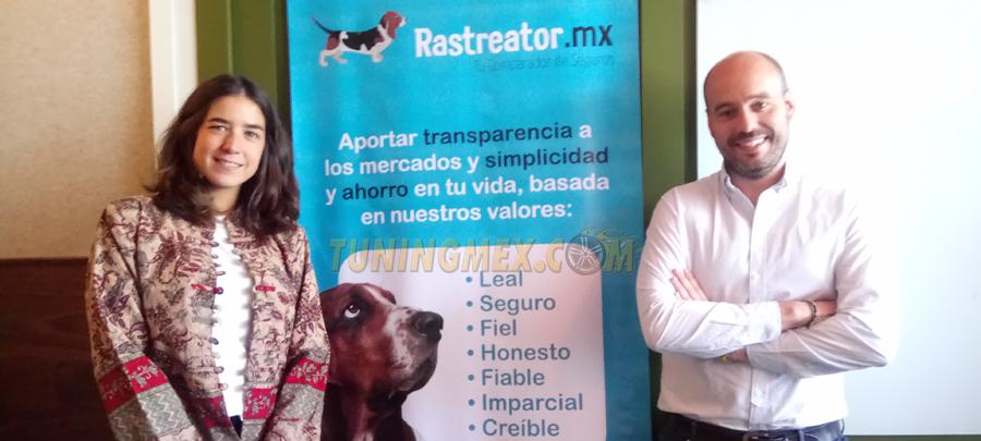 Photo of Ahora podrás comparar y comprar tu seguro de autos en línea, Rastreator México