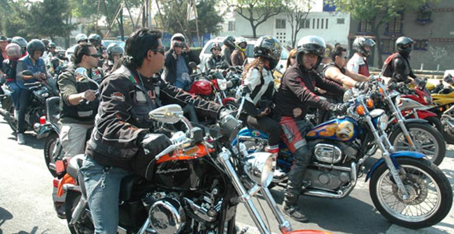 Photo of Los Biker unidos por la alegría de los niños con cáncer de Luz de Vida
