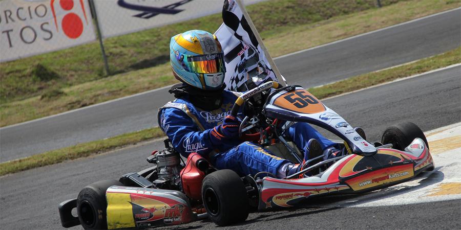 Photo of Rodrigo Rejón se lleva la victoria de la primera fecha del campeonato FIA México- National Karting Championship – RETO TELMEX