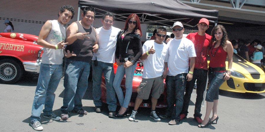 Photo of Club Burning Tires Drift México