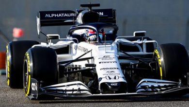 Photo of Con Checo y Tsunoda, Honda se prepara para la próxima temporada en F1
