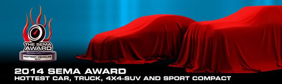 Photo of Sema Award reconoce los mejores vehículos del evento