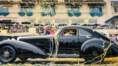 Photo of La Semana del Automóvil de Monterey / Pebble Beach regresa con fuerza