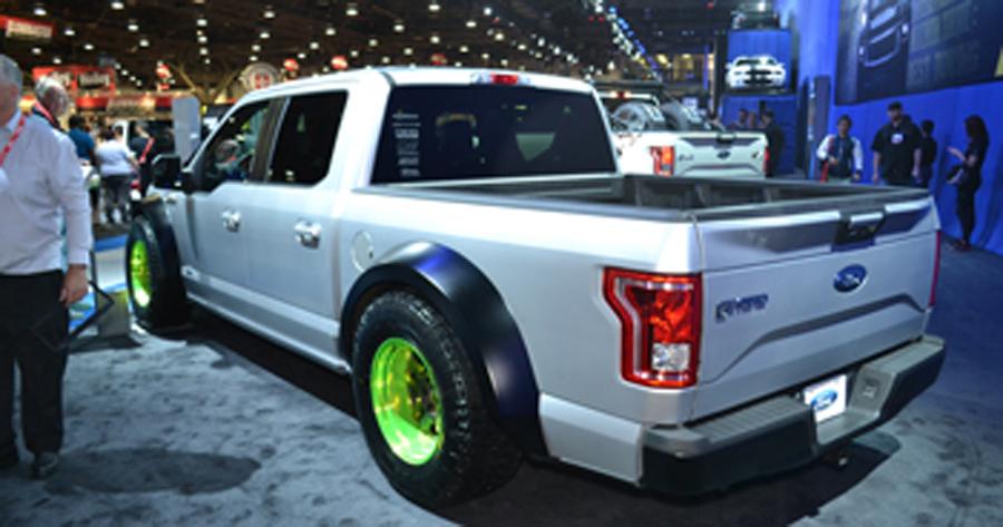 Photo of Anunció Ford su programa de proyectos de vehículos para SEMA 2015