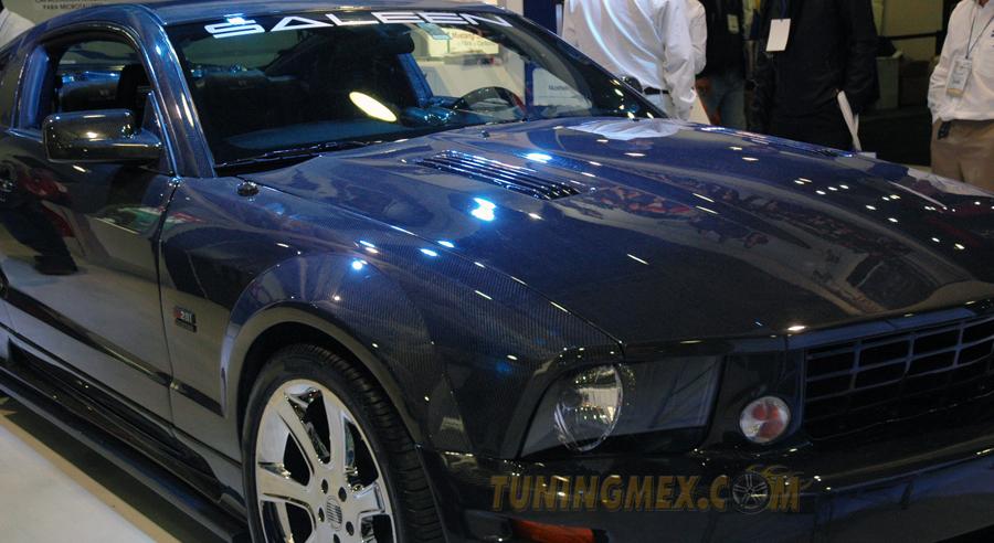Photo of SIGALA, creador del primer Mustang Saleen de fibra de carbono en el mundo