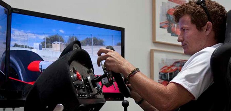 Photo of Luxury Motor Racing Simulador Constructor CXC añade el ex F1 Ferrari Tech