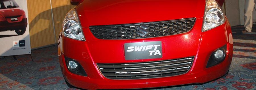 Photo of Presentó Suzuki  sus novedades 2012: El Swift  GLS Automático y la Grand Vitara Himalaya