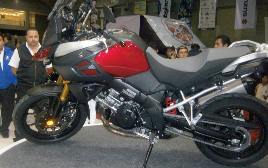 Photo of V Strom 1000 ABS de Suzuki