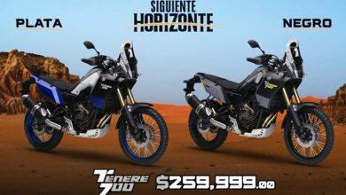 Photo of La nueva Ténéré Yamaha 700