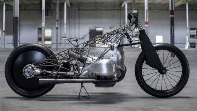 Photo of Revival Cycles presenta una motocicleta personalizada única. «The Revival Birdcage»