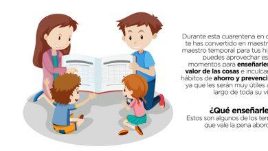 Photo of La importancia de las finanzas para los peques