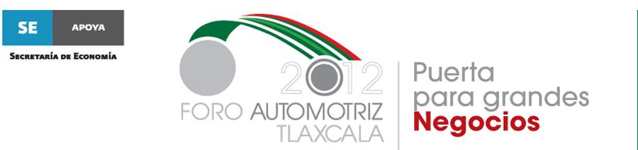 Photo of Presentan la 3era Edición del Foro Automotor Tlaxcala 2012