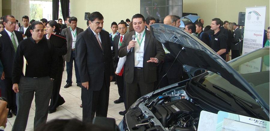 Photo of Presentan  de manera oficial el Foro Automotriz Tlaxcala 2013