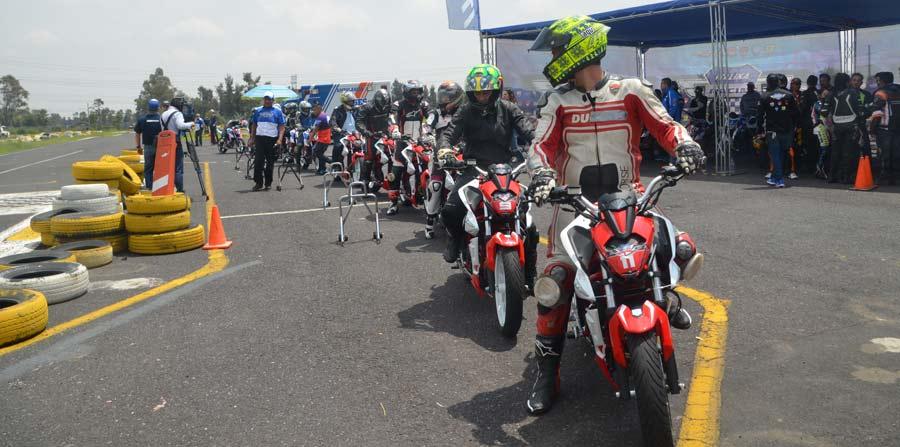 Photo of Un domingo de adrenalina en el Track Day Vort-X Italika