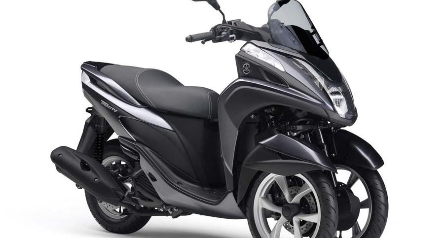 Photo of Presento Yamaha la Tricity