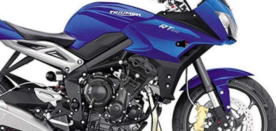 Photo of Dará una sorpresa Triumph, con sus 4 versiones Street Triple de 800 cc.