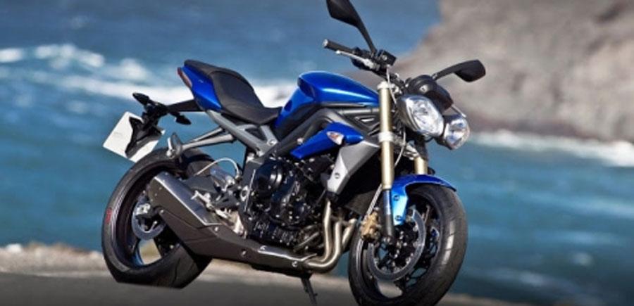 Photo of Triumph Motorcycles terminó bien el 2013